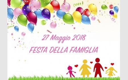 FESTA DELLA FAMIGLIA 2018