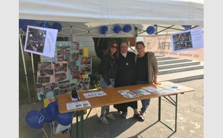 Festa delle associazioni di volontariato a Bertesinella 2017
