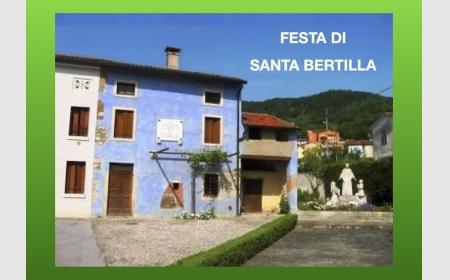 Celebrazione Santa Bertilla